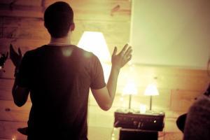 orar é encontrar com Deus