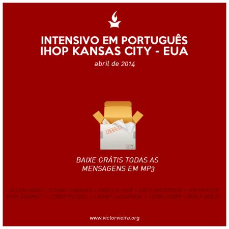 Intensivo em Português IHOPKC - Download das Mensagens em MP3